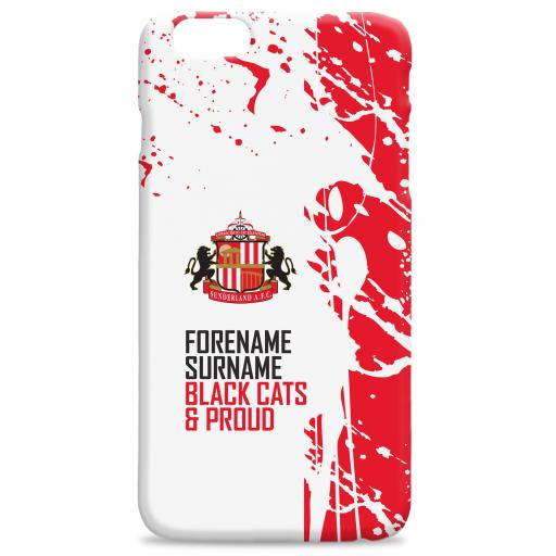 Sunderland AFC Proud Hard Back Phone Case