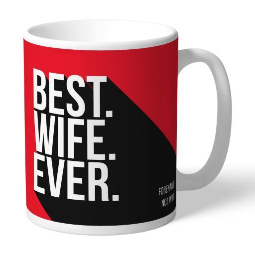 Nottingham Forest Best Wife Ever Mug