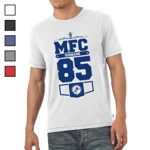 Millwall FC Mens Club T-Shirt