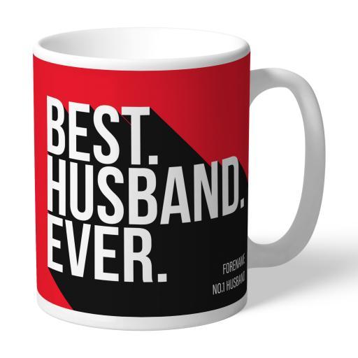 Nottingham Forest Best Husband Ever Mug