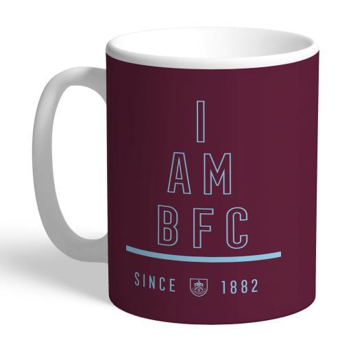 Burnley FC I Am Mug