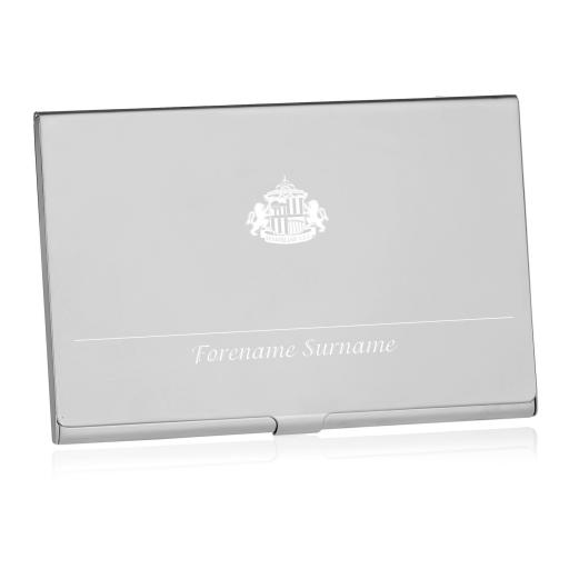 Sunderland AFC Executive Business Card Holder