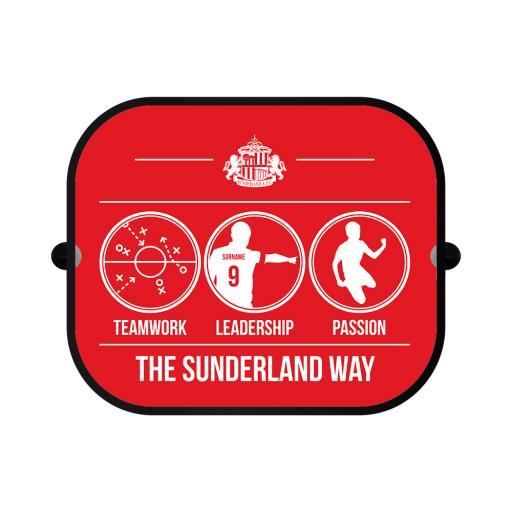 Sunderland AFC Way Car Sunshade