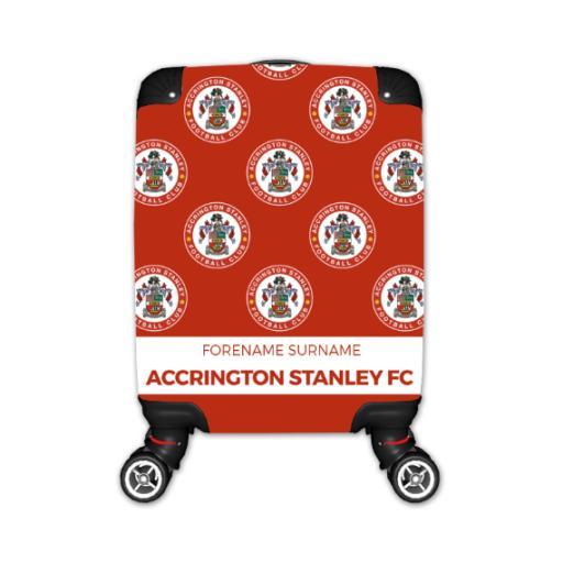 Accrington Stanley Mini Crest Kid's Suitcase