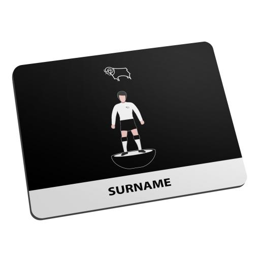 Derby County Player Figure Mouse Mat