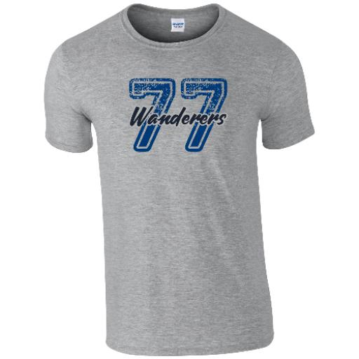 Bolton Wanderers FC Varsity Number T-Shirt