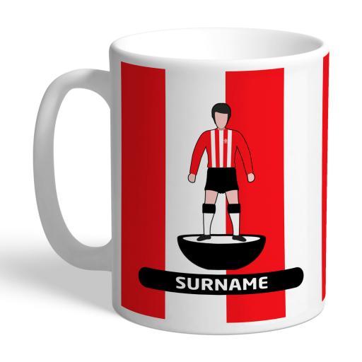 Southampton FC Player Figure Mug
