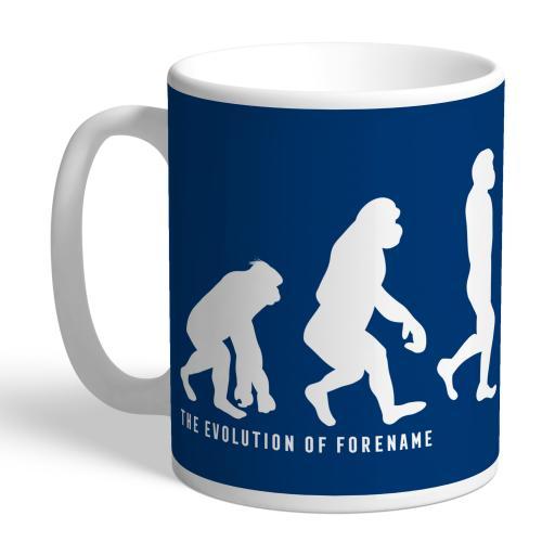 Bolton Wanderers Evolution Mug