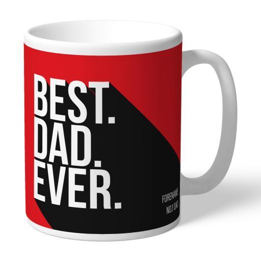 Sunderland Best Dad Ever Mug