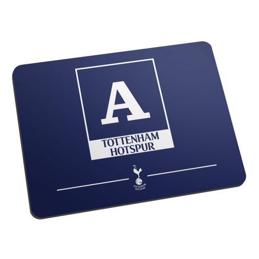 Tottenham Hotspur Monogram Mouse Mat