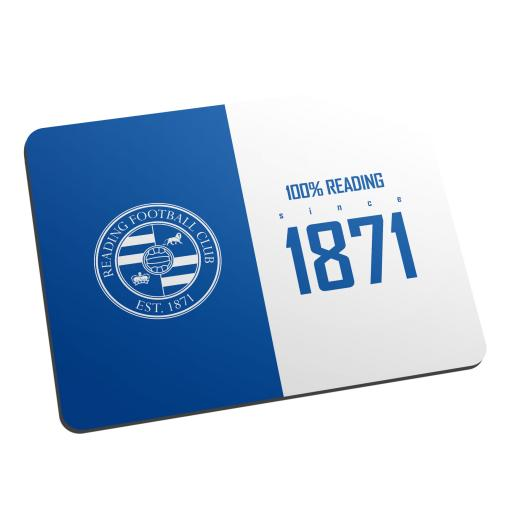 Reading FC 100 Percent Mouse Mat