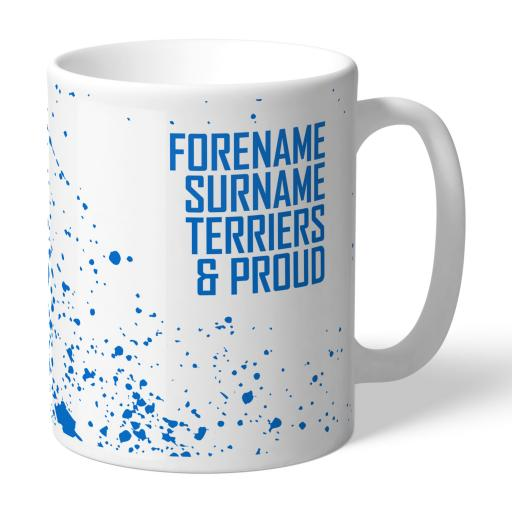 Huddersfield Town Proud Mug