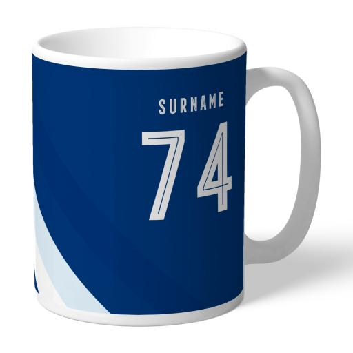 Bolton Wanderers Stripe Mug