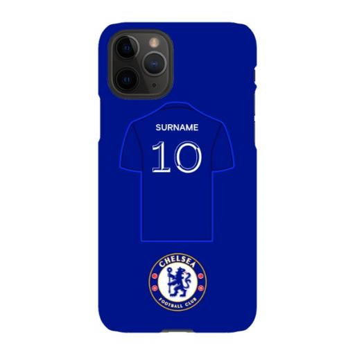 Chelsea FC Shirt iPhone 11 Pro Phone Case