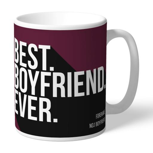 Burnley FC Best Boyfriend Ever Mug