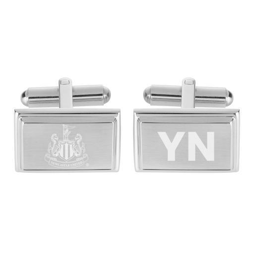 Newcastle United FC Crest Cufflinks