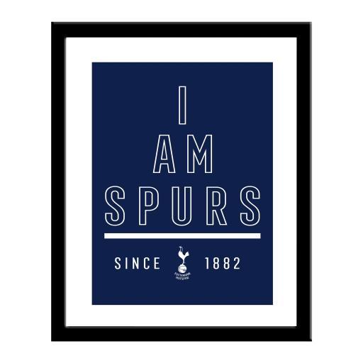 Tottenham Hotspur I Am Print