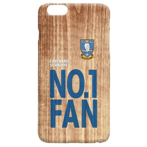 Sheffield Wednesday FC No 1 Fan Hard Back Phone Case