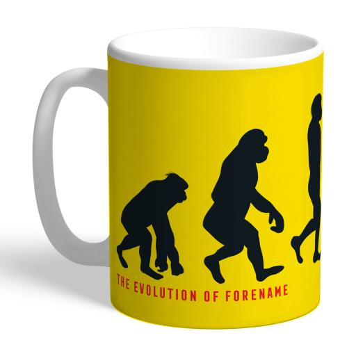 Watford FC Evolution Mug