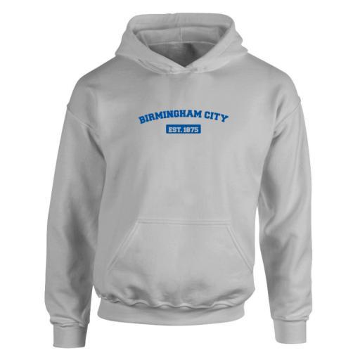 Birmingham City FC Varsity Established Hoodie