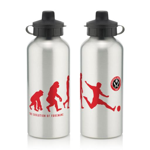 Sheffield United FC Evolution Water Bottle