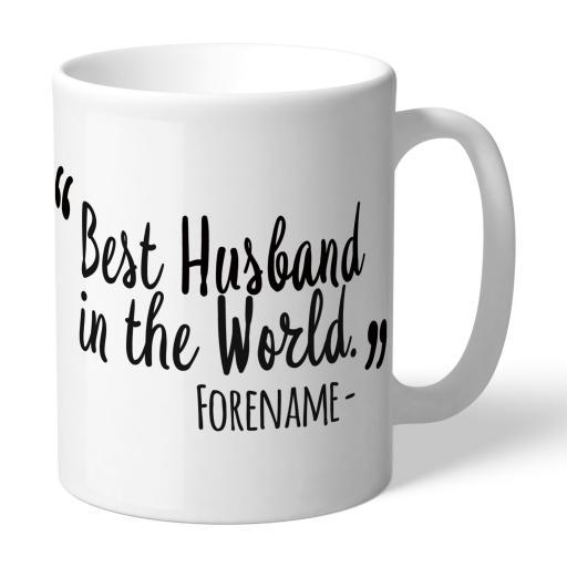Swansea City AFC Best Husband In The World Mug
