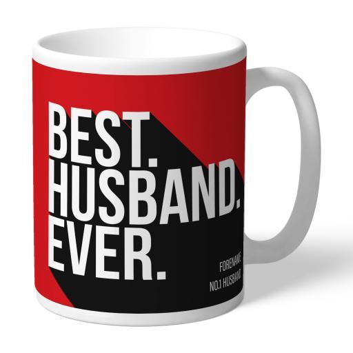 Southampton FC Best Husband Ever Mug