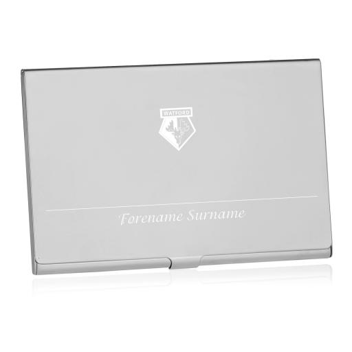 Watford FC Executive Business Card Holder