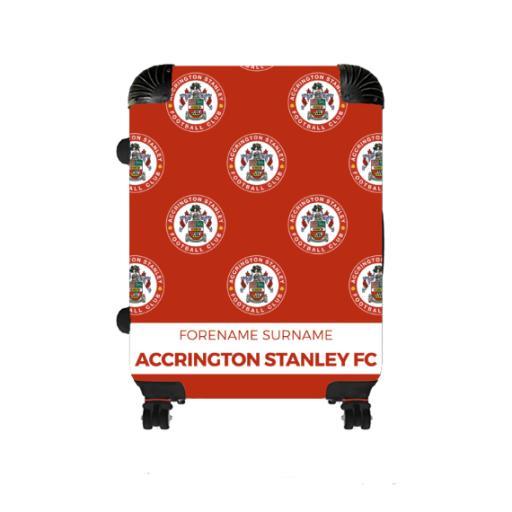 Accrington Stanley Mini Crest Medium Suitcase