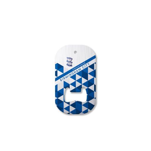 Birmingham City FC Patterned Compact Bottle Opener