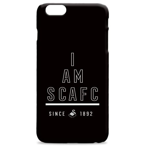 Swansea City AFC I Am Phone Case