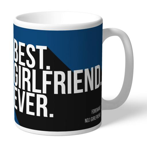 Cardiff City Best Girlfriend Ever Mug