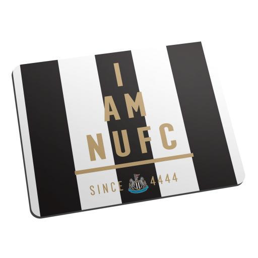 Newcastle United FC I Am Mouse Mat