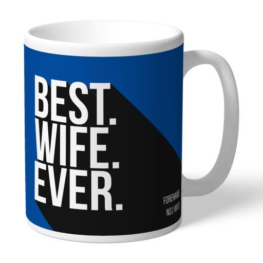 Reading Best Wife Ever Mug