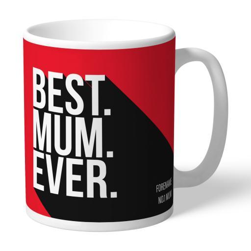 Nottingham Forest Best Mum Ever Mug