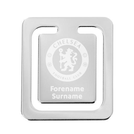 Chelsea FC Crest Bookmark