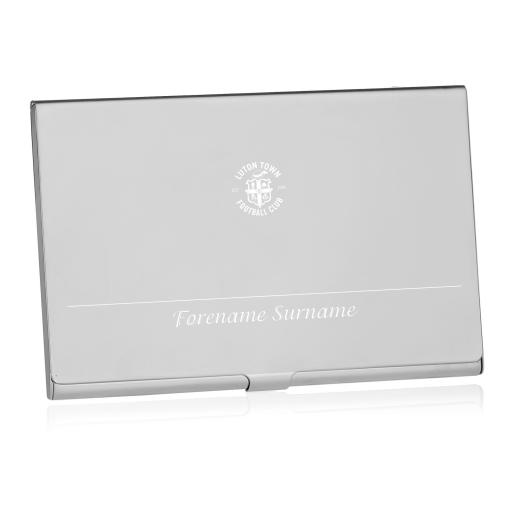 Luton Town FC Executive Business Card Holder