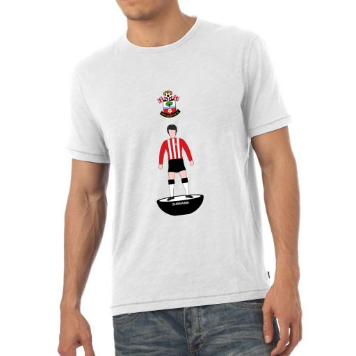 Southampton FC Player Figure Mens T-Shirt