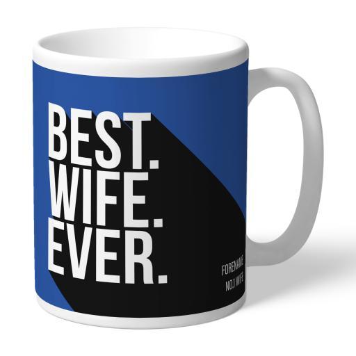 Sheffield Wednesday Best Wife Ever Mug