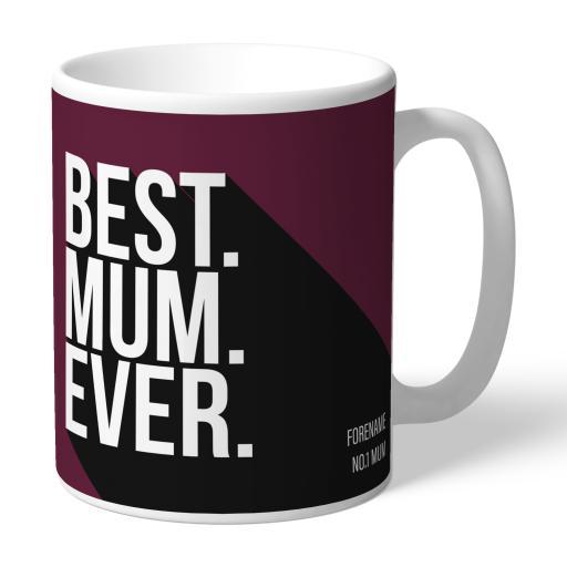 Burnley FC Best Mum Ever Mug