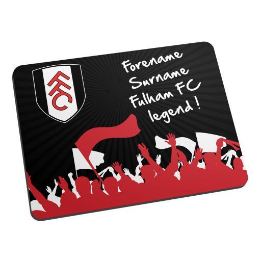 Fulham FC Legend Mouse Mat