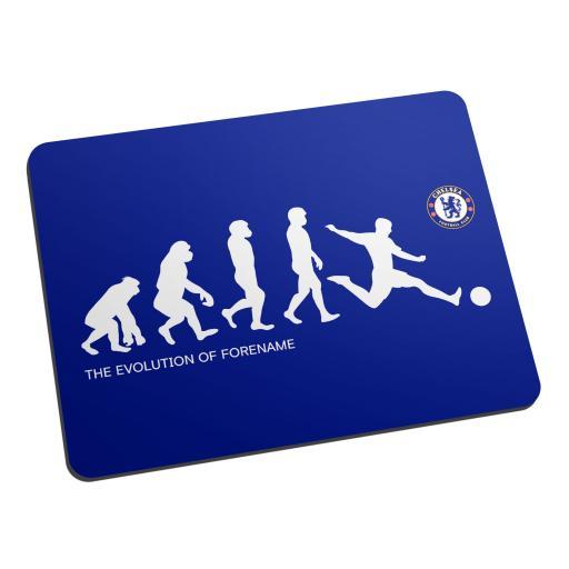 Chelsea FC Evolution Mouse Mat