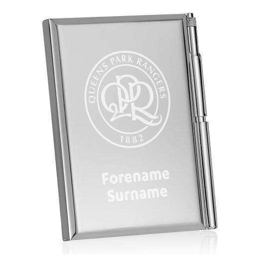 Queens Park Rangers FC Crest Address Book
