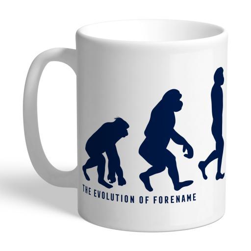 Tottenham Hotspur Evolution Mug