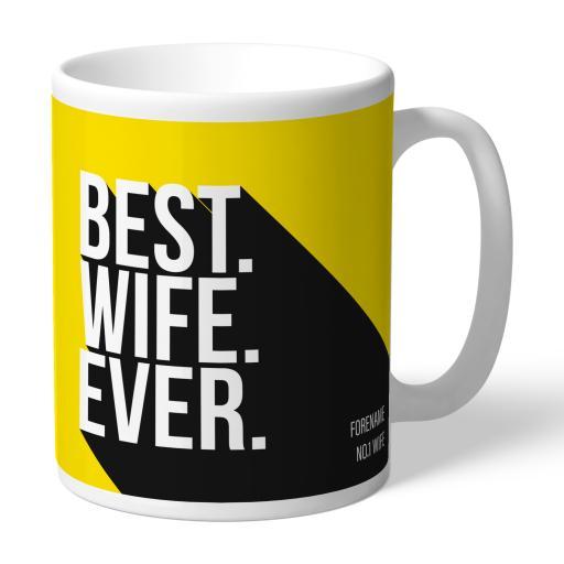 Watford FC Best Wife Ever Mug