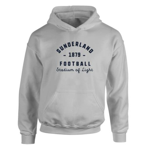 Sunderland AFC Stadium Vintage Hoodie
