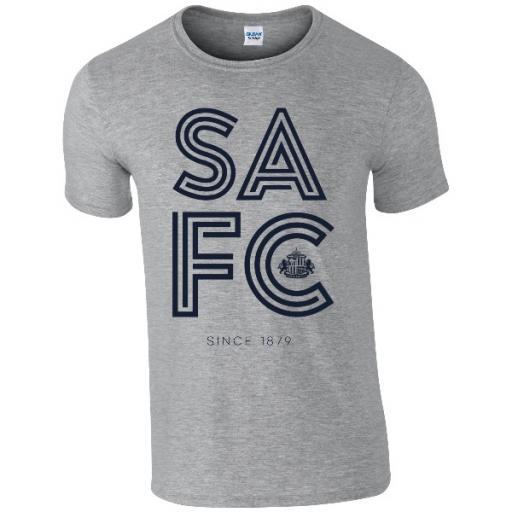 Sunderland AFC Stripe T-Shirt