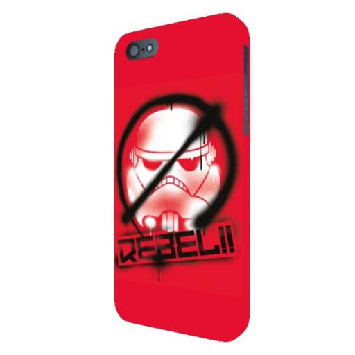 Star Wars Rebels Rebel iPhone 5 /5S / 5SE Clip Case