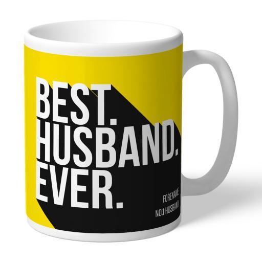 Watford FC Best Husband Ever Mug