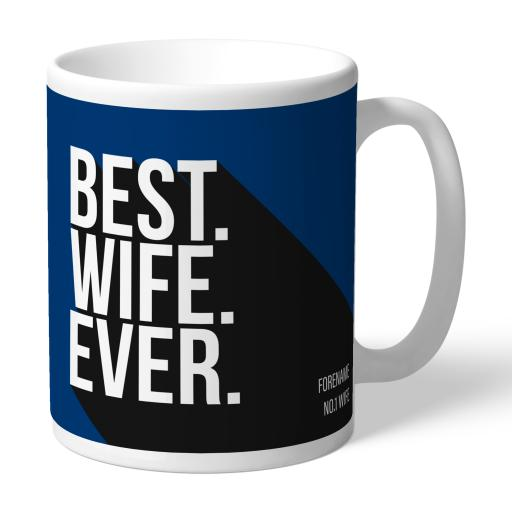 Bolton Wanderers Best Wife Ever Mug